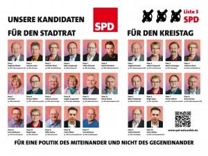 Banner -Kandidaten